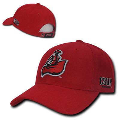 Ncaa Csun Fahrrad State Northridge Strukturiert Acryl Baseball 6 Platten Kappen Nachfrage üBer Dem Angebot Herren-accessoires Hüte & Mützen