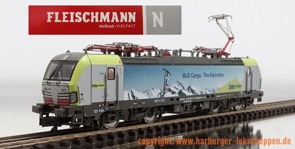 N - 739372 Vectron Elektrolok della Svizzera re 475 BLS Cargo DIGITAL & Sound