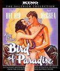 Bird of Paradise 0738329093020 With Joel McCrea Blu-ray Region a