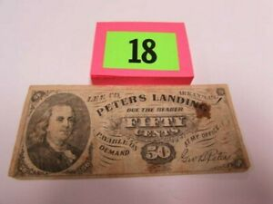 50 CENTS FRACTION CURRENCY NEVER SEEN BEFORE ONLINE ONE OF A KIND