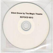 (FE671) The Magic Theatre, Silent Snow (new radio edit) - 2009 DJ CD