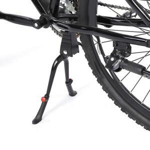 Bicycle Bike Side KickStand Adjustable Leg Rack for Mountain Bike Stand Holder