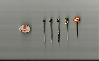 1 Pin Und 5 Anstecknadeln Von Lada Ussr Auto