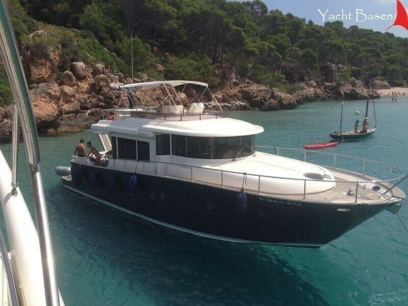 Apreamare Maestro 51, Motorbåd, årg. 2007