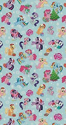 4m 8m 12m 16m MY LITTLE PONY WRAPPING PAPER BIRTHDAY CHRISTMAS PRESENTS KIDS TV