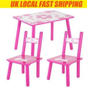 Image Is Loading Table And Chairs Set For Children Kids Boys