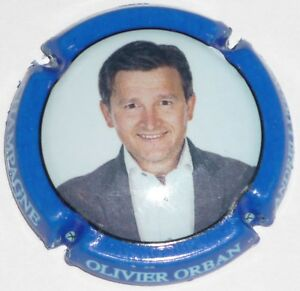 n°20a Andrei Lugovski  !!! Capsule de Champagne : Superbe  ! ORBAN Olivier
