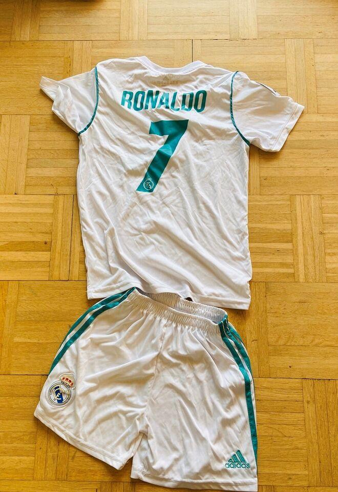 Sportstøj, Fodboldtrøje , Adidas Real Madrid