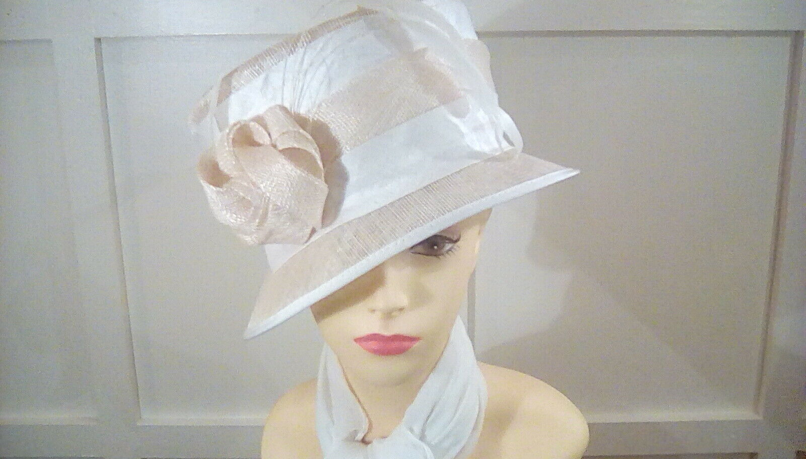 wedding races occasion hat