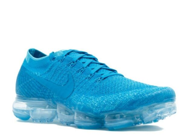 37029f66083 Nike Air Vapormax Flyknit Blue Orbit Glacier Day to Night 849558-402 ...