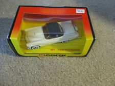 Diecast Corgi #801 Ford Thunderbird White 1981 MIB See My Store