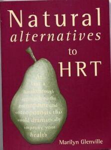 Glenville-Marilyn-Natural-Alternatives-to-HRT-Very-Good-Paperback