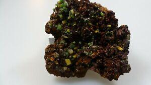 Wulfenit-Mimetesit-Limonit-zu-einem-sehr-guenstigen-Preis-40073