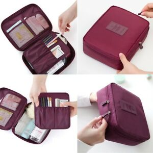 Image is loading Women-Cosmetic-Portable-Case-Travel-Bag-Pouch-Toiletry-