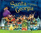 Santa Is Coming to Georgia by Steve Smallman (Hardback, 2013)
