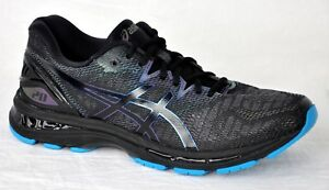 56704261f5 Asics hombre gel nimbus 20 Lite-Show Running Zapatos 1011A043 Negro ...