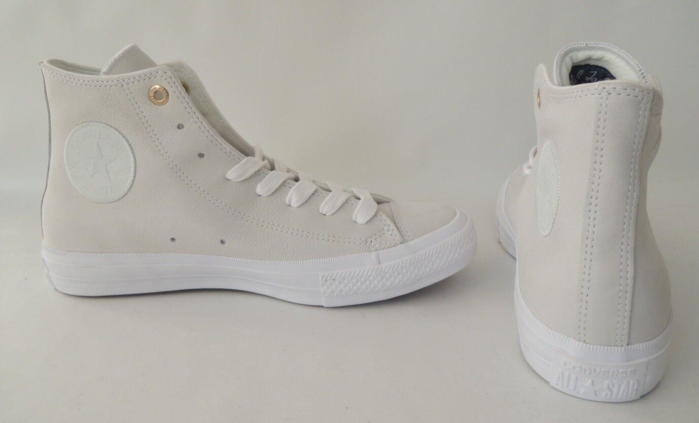 NEU Converse CT II Hi Women 40 Chuck Taylor Chucks All Star Leder Schuhe Sneaker