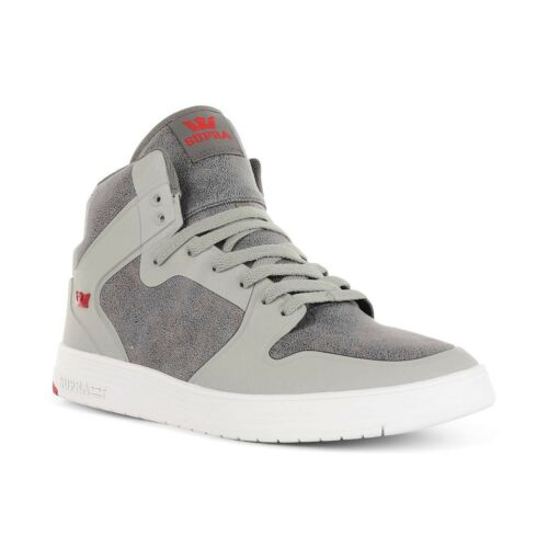 Grey Vaider Ghost 0 2 Shoes Supra White 4qfX88