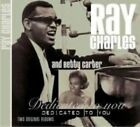 Ray Charles and Betty Carter/Dedicated to You by Ray Charles/Betty Carter (CD, Dec-2014)