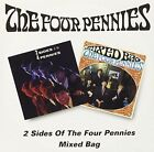 Four Pennies 2 Sides of The 4 Pennies Mixed Bag 26 TRK 2on1 CD Bgocd346