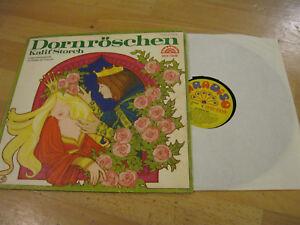 Lp Dornroschen Kalif Storch Marchen Vinyl Paradiso 05 21301 3 Ebay
