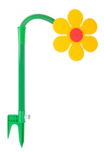 Rasensprenger Tanzende Blume Sprinkler Regner Spritzblume Garten Wasserspiel