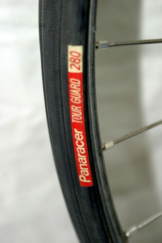 Flamme 700c Tubular Rear Bike Wheel 21mm 125OLW Doublewall Italian USA Charity!