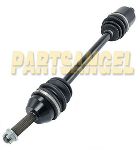 POLARIS RANGER MVRS 700 4X4 2007-2008 COMPLETE REAR CV AXLE RIGHT ONLY