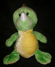 "Webkinz Key Lime Dino Plush 8"" Stuffed Animal Green Dinosaur No Code"