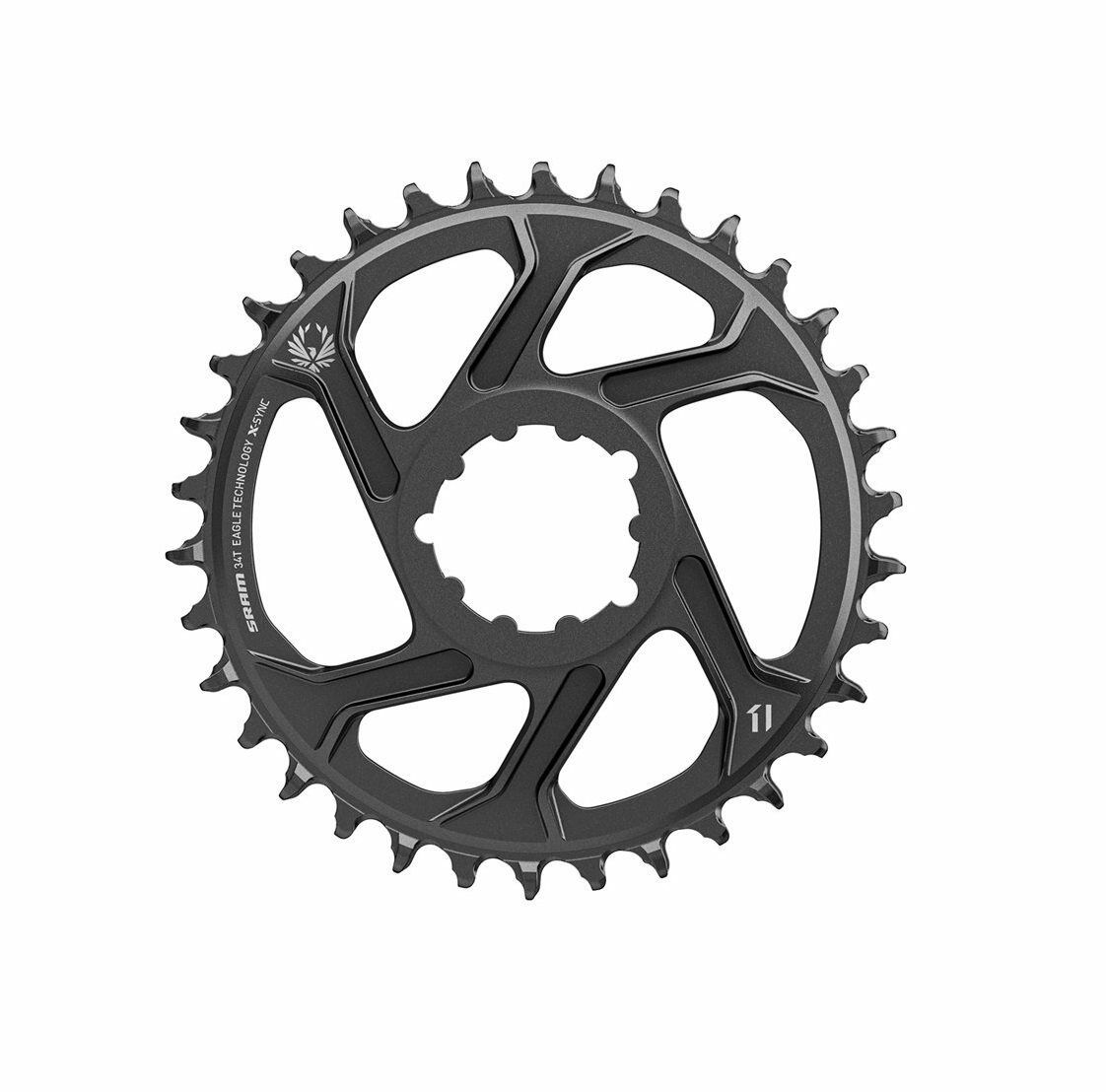 Chainring X-Sync 2 Direct Mount 34T for X01   XX1 Eagle 12sp SRAM Mountain bike
