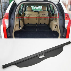 Car-Auto-Trunk-Shade-BLACK-Cargo-Cover-For-Mitsubishi-Pajero-Montero-Sport-16-18