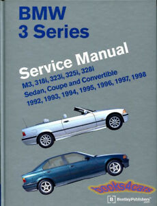 1993 bmw 325i service and repair manual
