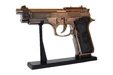 Beretta u.s.9mm tormenta encendedor 1 a 1 Model gas pistolas encendedor nuevo con embalaje original!!!