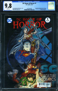 DC House of Horror #1 2017 DC Comics NM