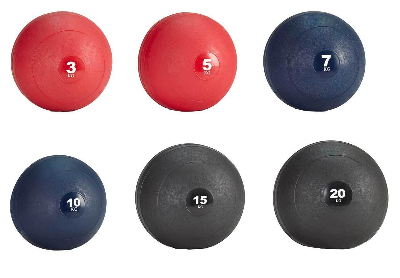 RioFit- Ball. Slam Ball. RioFit- Set: 3kg+ 5kg+ 7kg+ 10kg+ 15kg+ 20kg. Medizinbälle. Fitness 60ad69