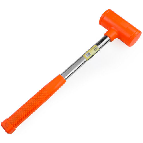 Orange 12 LB Dead Hammer High-Grade Polyurethane Handle No Sparks /& Rebounds