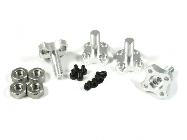 Small Parts CNC Blade 350 Qx 350 QX2//350 QX3 Propekker Adapter Set NC0161