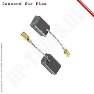 Kohlebuersten-Kohlen-Motorkohlen-fuer-FLEX-L-1001-L1001-Winkelschleifer