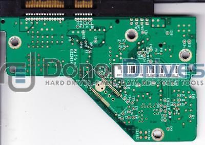 WD SATA 3.5 PCB 2061-701477-100 AB WD5000AAJS-00YFA0
