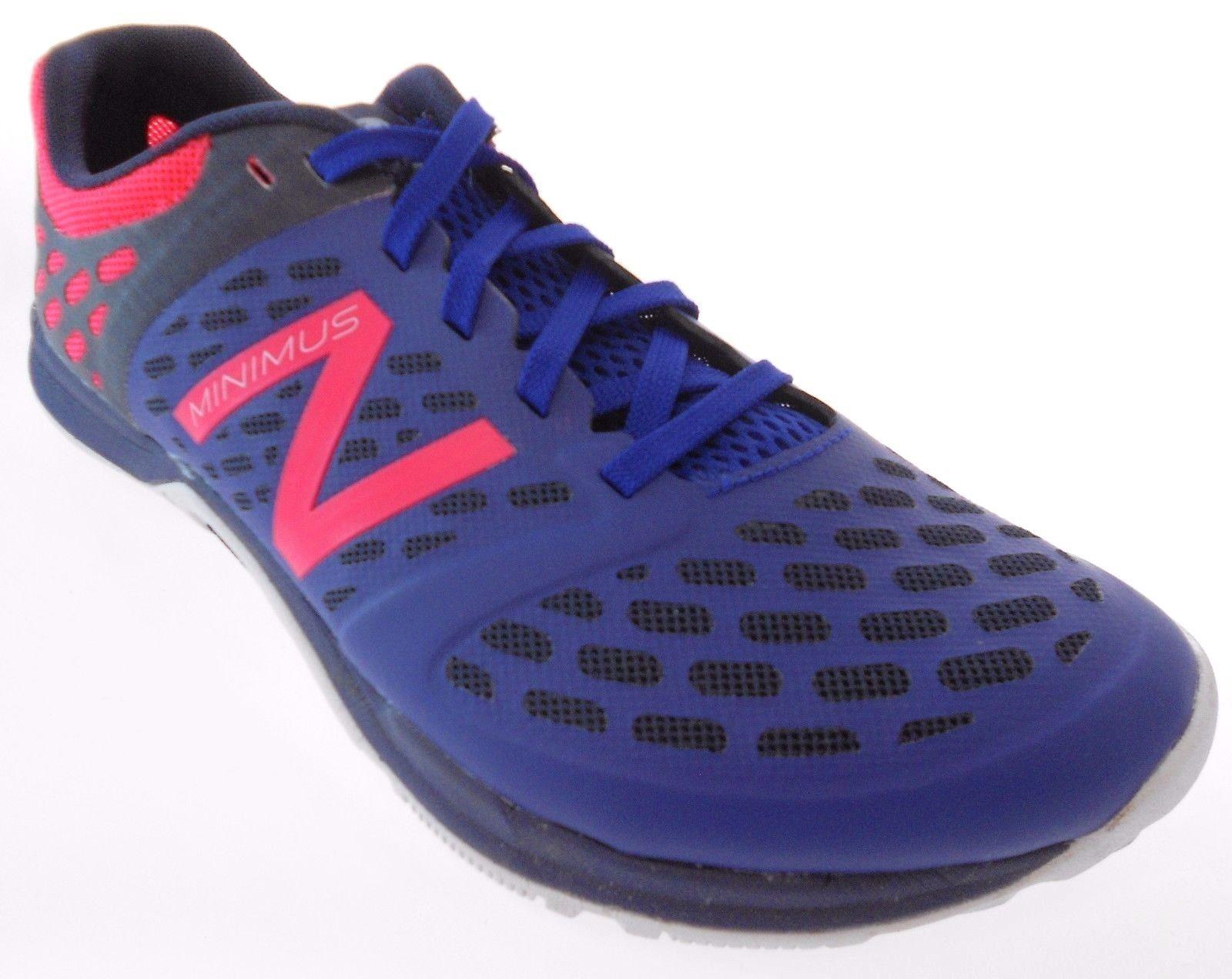 New balance WX20BB4 Mujer 20v4 Minimus Vibram Suela Zapatos De De De Entrenamiento Cruzado Talla 5  Descuento del 70% barato