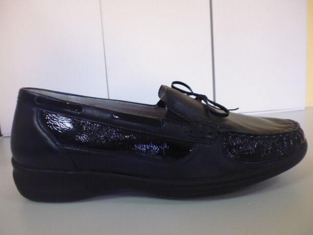Zapatos casuales salvajes Descuento por tiempo limitado SCHUHE DAMENSCHUHE SLIPPER LEDER WALDLÄUFER MOKASSIN Gr. 3,5 ( 36 ) WM