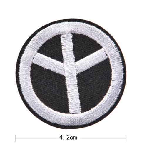 Embroidery Funny appliques badges Sew Iron On Patch Badge Fabric Applique DI RAS