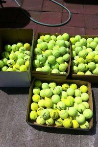 100 utilisées Balles de Tennis-afficher le titre d`origine HwJ5yCvn-07134735-726586699