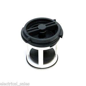 Fits Whirlpool Washing Machine Drain Pump Fluff Filter