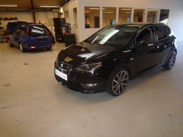 Seat Ibiza 1,2 TSi 105 FR Avengers eco 5d
