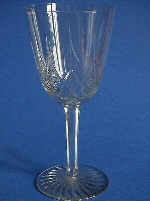 1 Ancien Verre A Eau En Cristal De Baccarat Modele Epron Ht 17 Cm Défaut