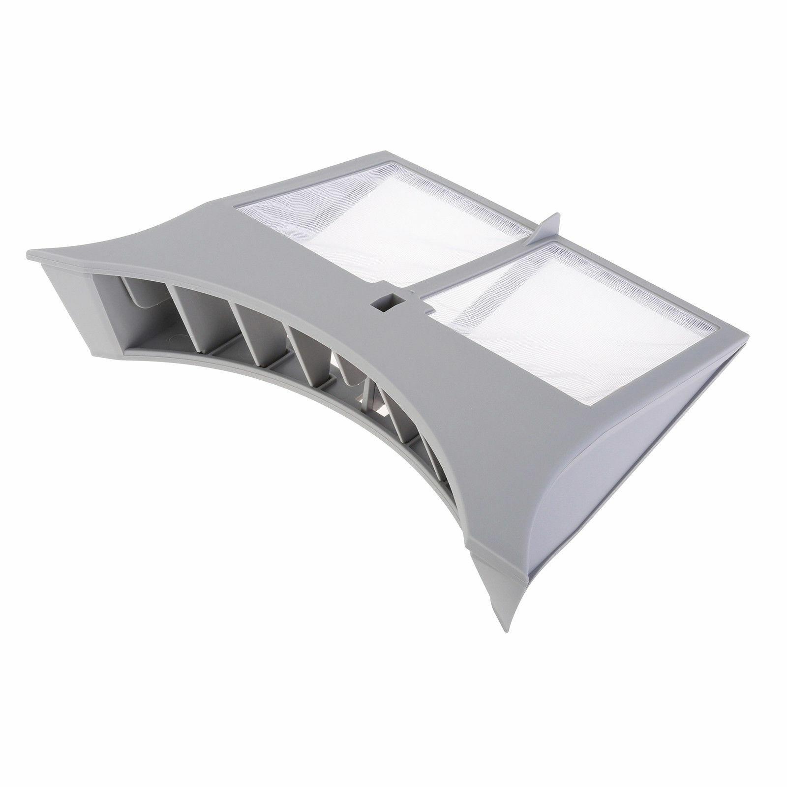 Taschensieb Filter Flusensieb für Siemens WT46E102 Staubflocken Fussel Filter