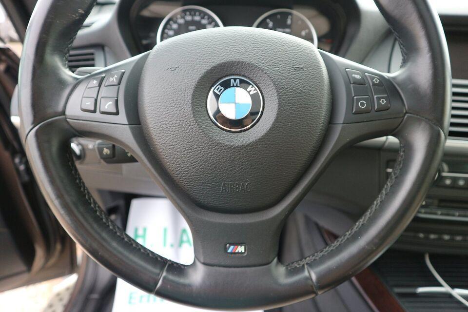 BMW X5 3,0 xDrive30d aut. Van Diesel aut. modelår 2010
