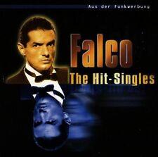 Falco - The Hit-Singles + BONUS TRACKS / EASTWEST RECORDS CD 1998
