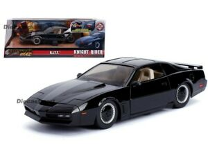 Jada-1-24-Hollywood-Rides-Knight-Rider-KITT-With-Light-Pontiac-Firebird-30086